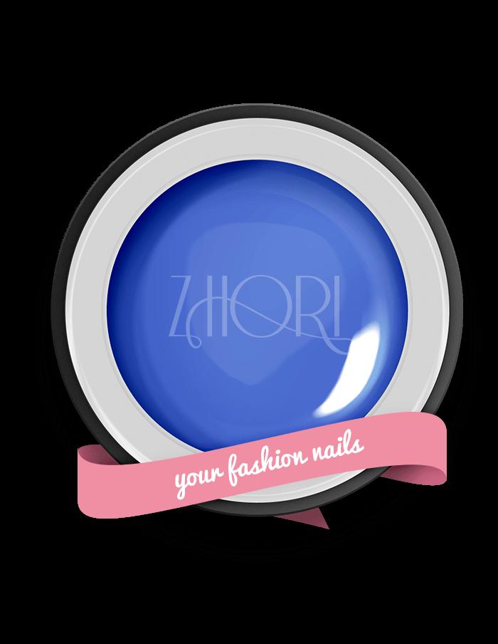 Azzurro gel color Classic UV Led Zhori CL21