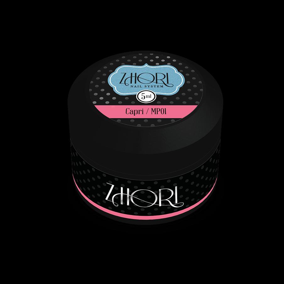 Capri gel color Pearl UV / Led MP01