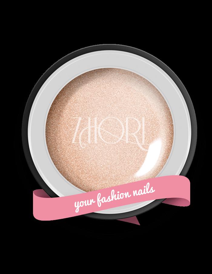 Pearl Rose gel color Pearl MP07 UV/LED