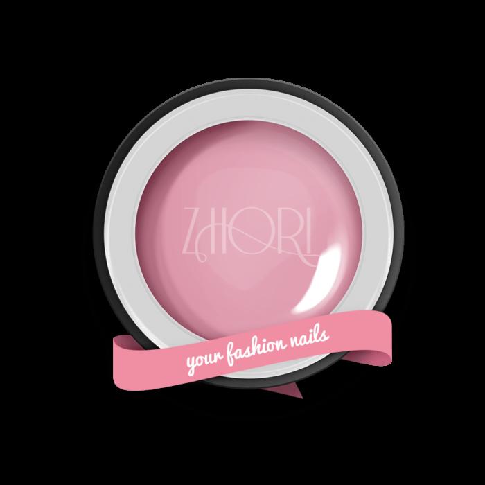 Rosa Pastello gel color Classic UV / Led -Zhori CL08