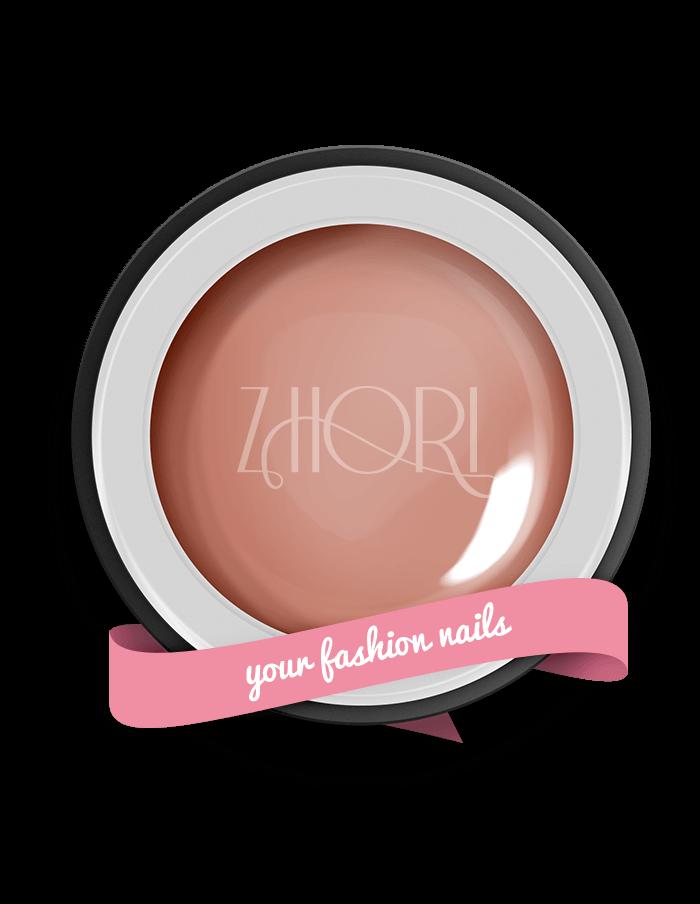 Skin Rose gel color nude - N01 - Zhori.it