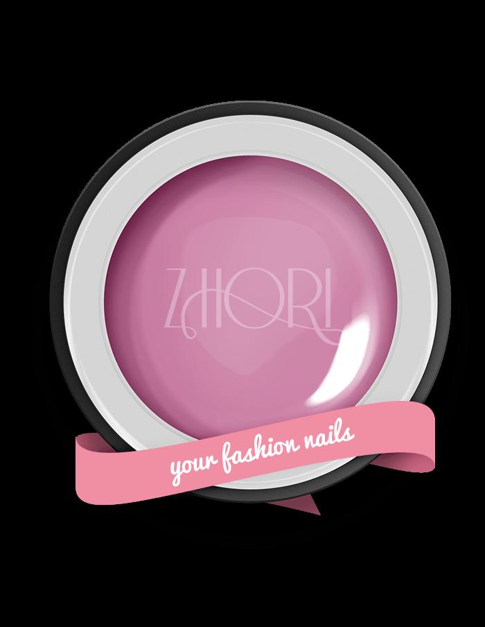 Sweet Pink gel color Classic UV / Led -Zhori CL09