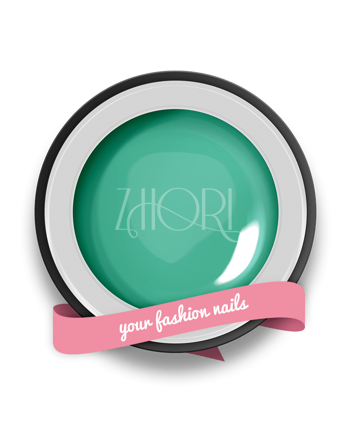 Tiffany Bon Bon gel color Classic UV Led Zhori CL17