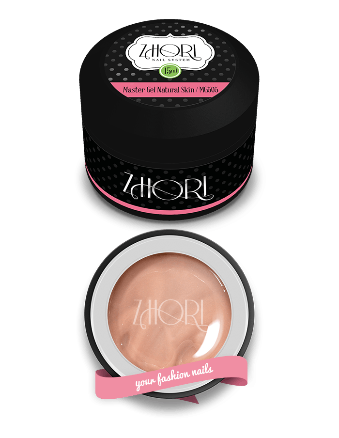 Master Gel Natural Skin MG 505 - Zhori