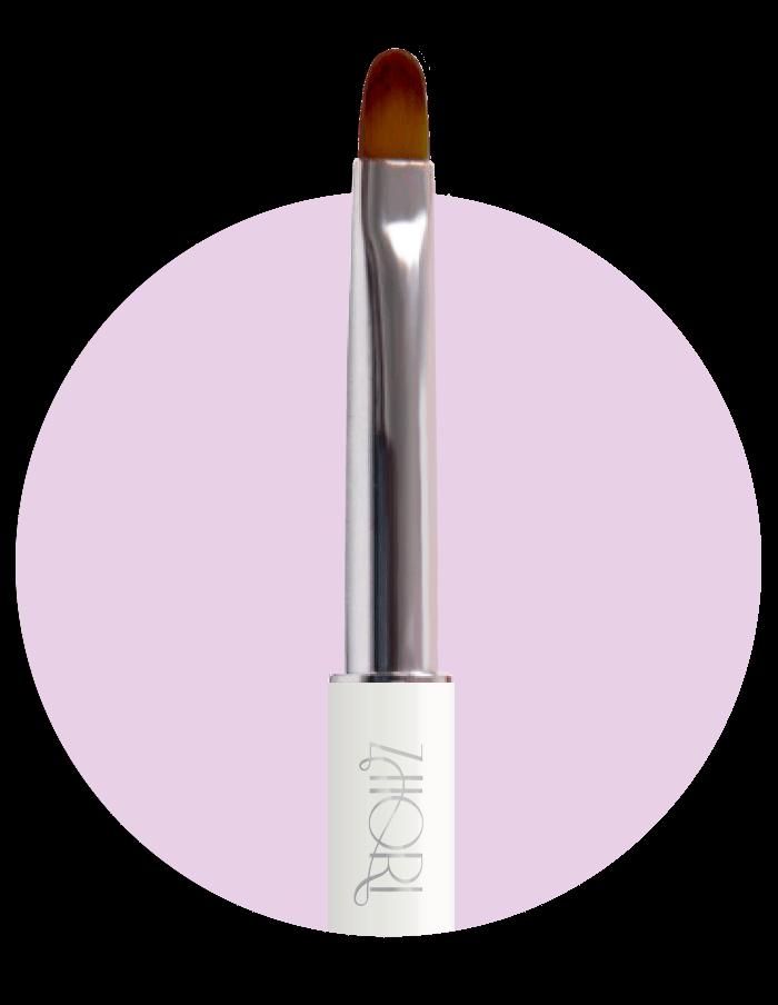 Pennello gel oval n6-PG02- Zhori
