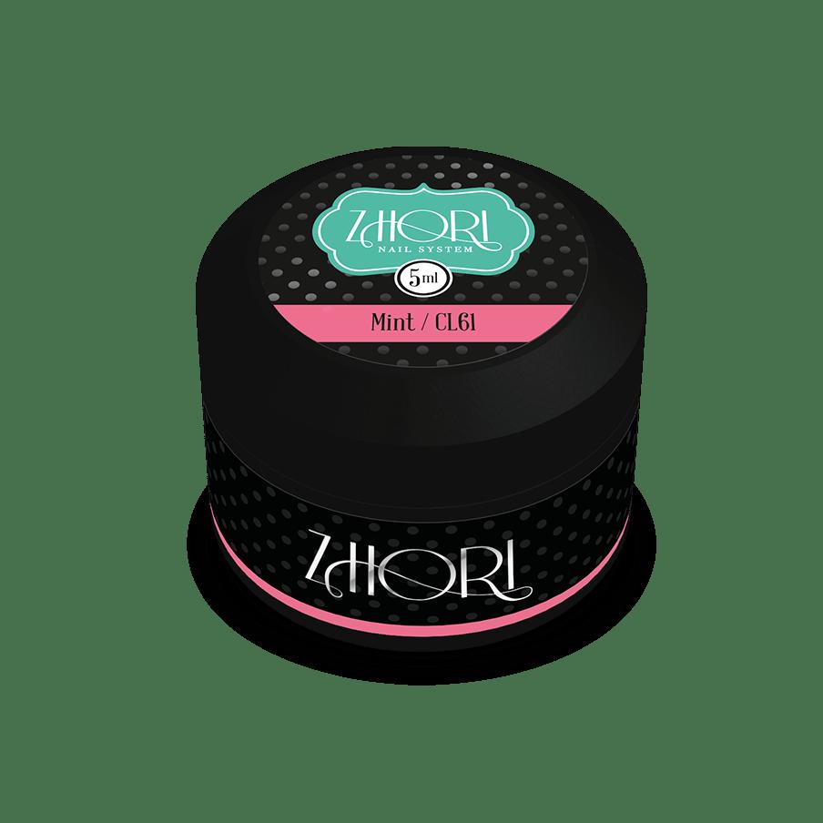 Mint gel color UV Led Zhori CL61